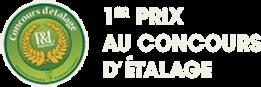 Logo concours étalage