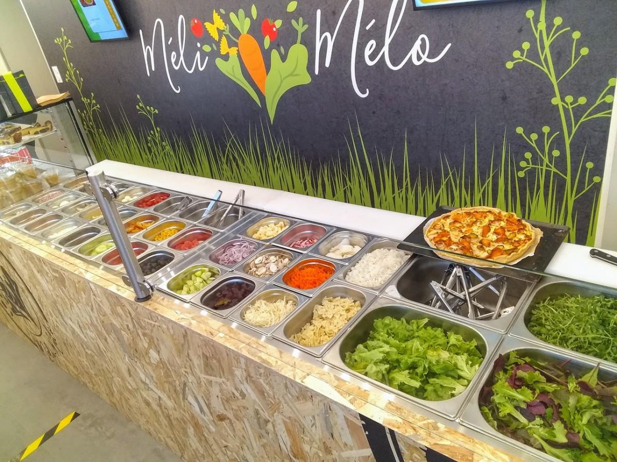 Notre Bar à Salade Méli Mélo