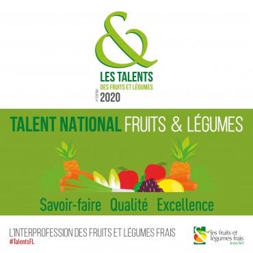Concours national des Talents des Fruits et Légumes